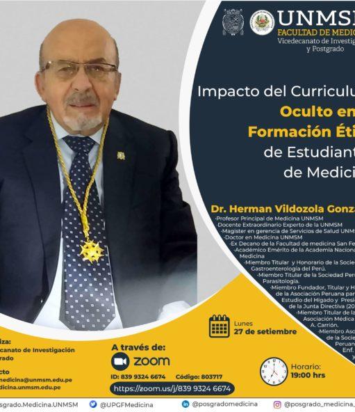 Dr. Vildosola